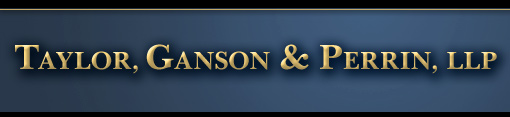 Legal, trustee, tax and fiduciary services, Boston, MA, Taylor, Ganson & Perrin, LLP